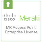CISCO Meraki LIC-ENT Meraki MR Enterprise Cloud Controller License