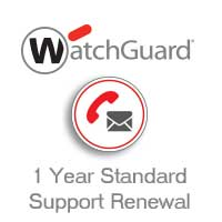 WatchGuard Standard Support Renewal for Firebox Cloud Small