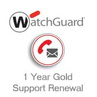 WatchGuard Upgrade to Gold Support for Firebox Cloud Medium