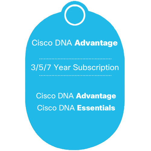 Cisco C9200-DNA-A-24 software license / upgrade