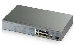 Zyxel GS1300-10HP 8-port GbE Unmanaged PoE Switch