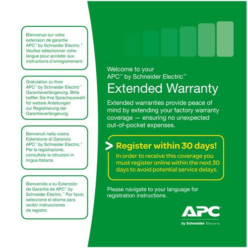 APC Extended Warranty