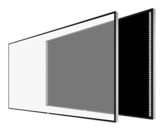 AOC LED-backlight