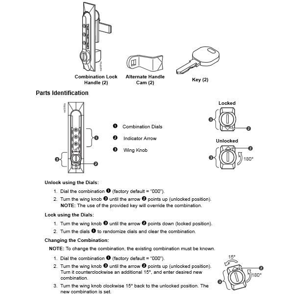 AR8132A handle