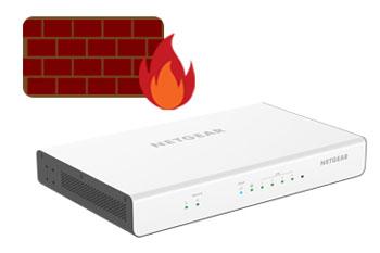 Integrated firewall