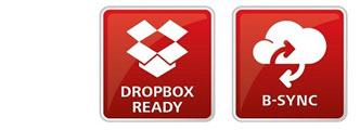 Bsync and Dropbox
