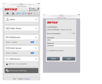Easy Set up from your Mobile Device