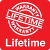 Buffalo lifetime warranty