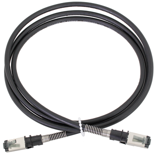 PatchSee Cat6a RJ45 FTP Patch Leads