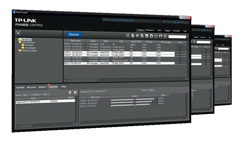 Pharos Control – Centralised Management System