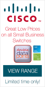 Great Low Prices on all Small Business Switches. Limited time only!