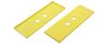 CoolControl Floor Entry Seal Safety Plate - Integrated 18cm x 28cm