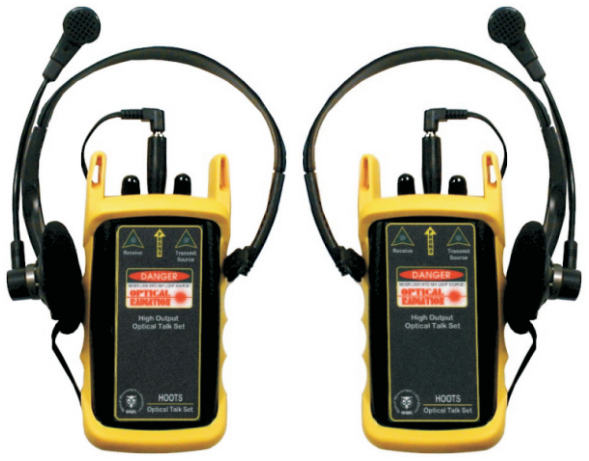 OWL 1550nm singlemode talk set kit (1 Pair)