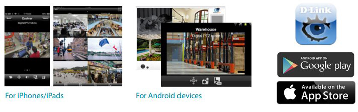 D-ViewCam Mobile