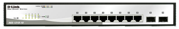 DGS-1210-10