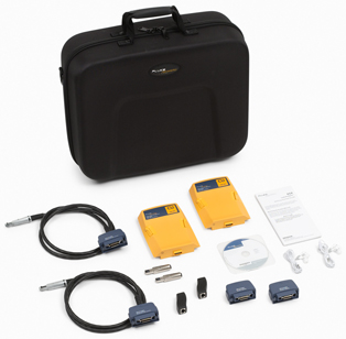 Fluke Networks Versiv DSX-5000 CableAnalyzer Modules Add-On Kit