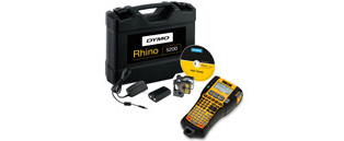 Rhino 5200 Label Printer - Hard Case Kit