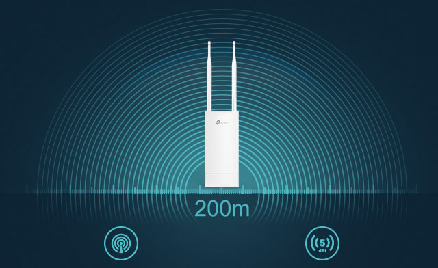 Wi-Fi That Goes the Distance