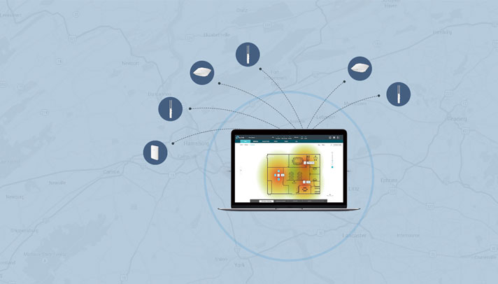 Efficient Centralised Network Management