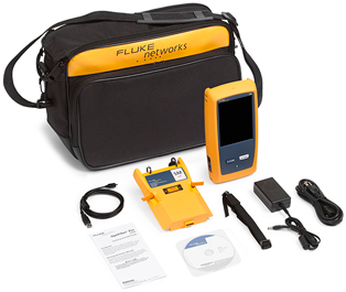Fluke Networks OptiFiber Pro SingleMode OTDR V2 WiFi