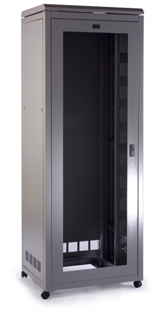 Prism PI 42u 800mm(w) x 600mm(d) Data Cab, Wardrobe Rear