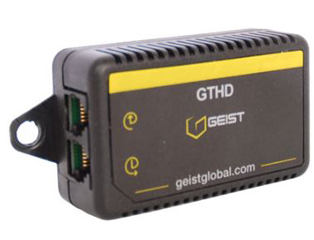 Geist Remote Temperature Sensor, Humidity and Dew Point