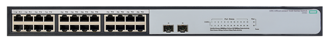 HPE OfficeConnect 1420-24G 2SFP+