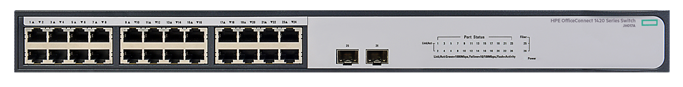HPE OfficeConnect 1420-24G 2SFP