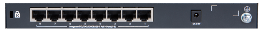 HPE OfficeConnect 1420-8G PoE+