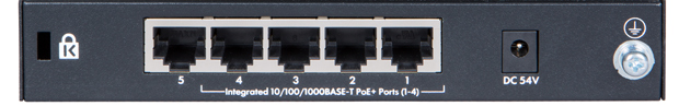 HPE OfficeConnect 1420-5G PoE+