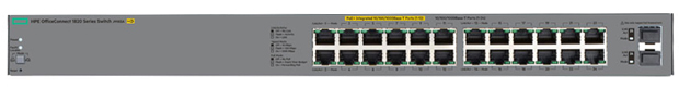 HPE OfficeConnect 1820-24G-PoE+