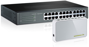 24 Port Switch