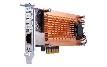 SSD caching and 10GbE connectivity