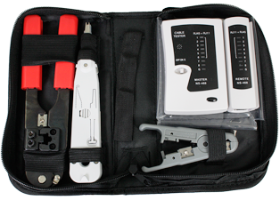 Structured Cabling Installers Kit