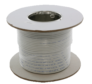 Cat6 UTP PVC Solid Cable - 100mt Grey