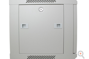 Lockable and removable side doors