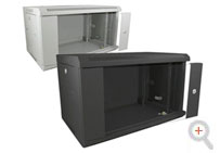 Datacel Wall cab available in black or grey