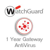 WatchGuard Gateway AntiVirus 1-yr for Firebox Cloud Medium