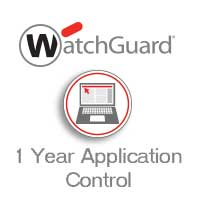WatchGuard Application Control 1-yr for Firebox Cloud Medium