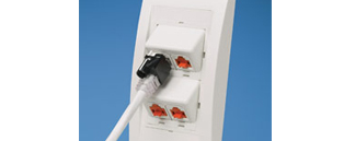 RJ45 Plug Lock-in Device