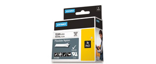 Dymo Flexible Nylon Cassette
