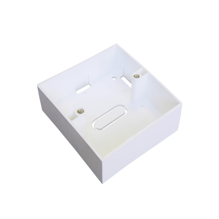 Single Gang Surface Mount Back Box (32mm)