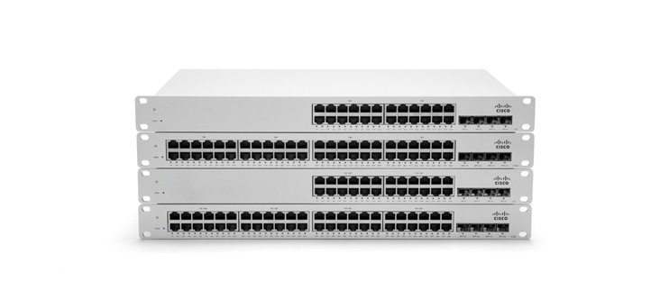 cisco meraki switches