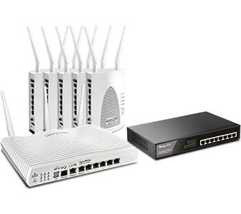 DrayTek Wireless AC Solution #1