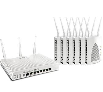 DrayTek Wireless AC Solution #2