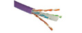 Cat6 FTP Shielded LSOH 4 Pair Cable - 305mt Box