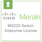 Cisco Meraki MS220 Switch Licenses