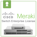 Cisco Meraki Switch Licenses