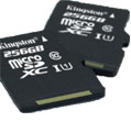 Kingston Technology Canvas Select microSD Cards