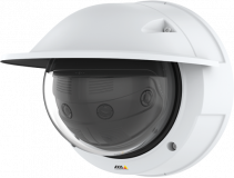Axis P3807-PVE Fixed Dome Camera